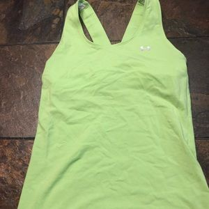 Under Armour athletic tank top